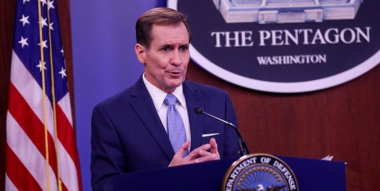 پنتاگون: از فعالیتهای نیروی دریایی ایران نگران هستیم