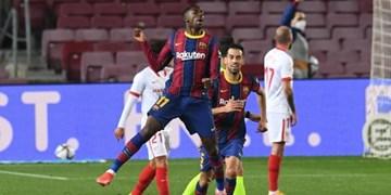 جام حذفی  اسپانیا| بارسلونا برنده شد و صعود کرد