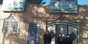 پیگیری فارس من نتیجه داد/ کتابخانه شهید غفرانی مهولات بازگشایی شد