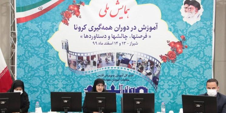 تعطیلی آموزش مجازی در ایام نوروز/ فارس میزبان سومین همایش هویت کودکان ایران اسلامی