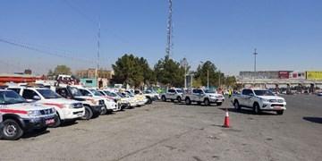 استقرار60 اکیپ ثابت و سیار راهداری در محورهای مواصلاتی سیستان و بلوچستان
