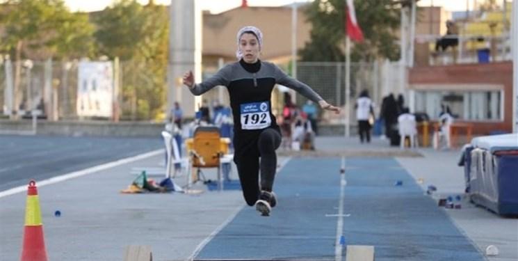 قهرمان دوومیدانی بانوان: هدف اولیهام شکستن رکورد ایران و پس از آن کسب ورودی جهانی و المپیک است