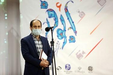 مهدی تاجیک رئیس بسیج رسانه ستان قم