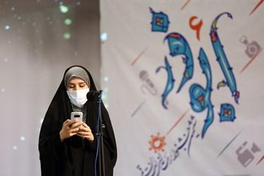 قرائت بیانیه داوران ششمین جشنواره رسانه ای ابوذر استان قم