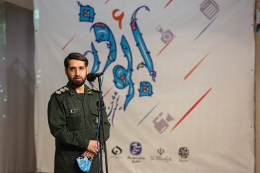 سخنرانی سرهنگ مهدی کبیری پور معاون سپاه قم