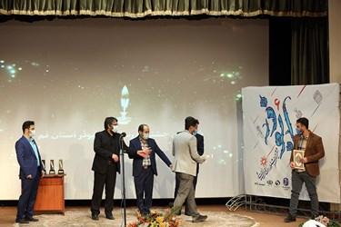 اختتامیه ششمین جشنواره رسانه ای ابوذر استان قم