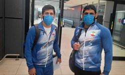جام متئو پلیکونه ایتالیا|کشتی گیران  ایران به رم رسیدند