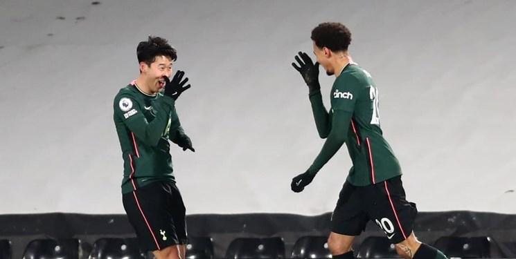 لیگ برتر انگلیس| پیروزی تاتنهام و اورتون مقابل حریفان