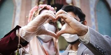 پایان خوشِ این سال کرونایی برای عروس و دامادها/ فوتوفنهای خرید برای یک عمر زندگی