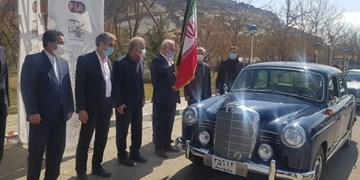 برپایی رالی خودروهای کلاسیک تاریخی، سافاری و کاروانی در مشهد