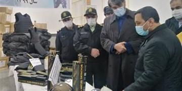بازدید رئیس سازمان زندانها  از زندان مرکزی تبریز