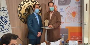 انتخاب طرح اسیدکلریدریک پالایش نفت بندرعباس به عنوان محصول برتر ایرانی