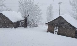 ورود سامانه بارشی از پنجشنبه به آذربایجان شرقی/ برف و سرما در راه آذربایجان