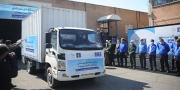ارسال دههزار بسته معیشتی به منطقه زلزله زده سیسخت