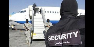 جزئیات تغییر مسیر فوکر ایرانایر به دلیل تهدید بمبگذاری/قدردانی از سرعت عمل امنیت پرواز سپاه