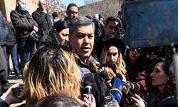 رئیس حزب میهن ارمنستان:  دولت جدید میتواند مشکل اسرا را با آذربایجان حل کند