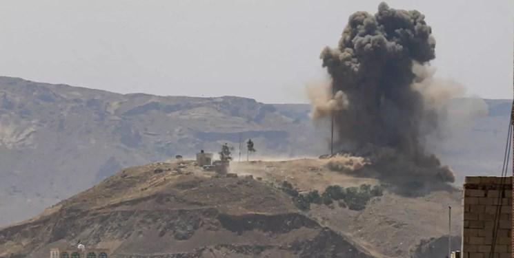 ۱۹ حمله هوایی ائتلاف سعودی به دو استان مأرب یمن