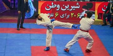 قهرمانی لیگ برتر کاراته به مس رفسنجان رسید
