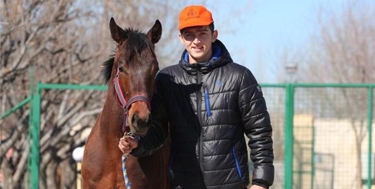مربی زنیت: آزمون عاشق اسب است