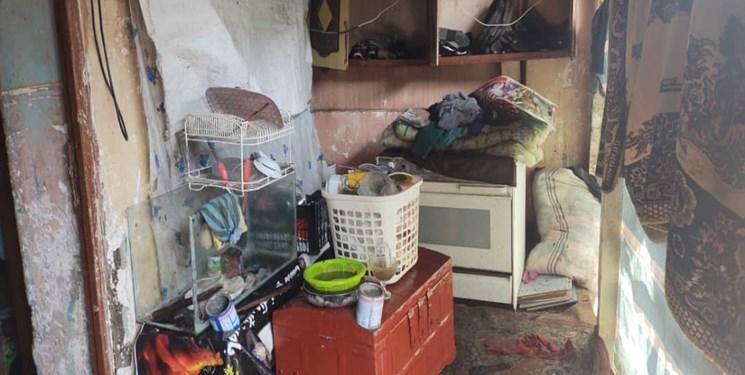 13991216000463 Test PhotoN - اطفاء آتشسوزی چند خانه با تلاش نفسگیر آتشنشانان رشتی + عکس