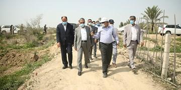 ایستگاه پمپاژ آبیاری تحت فشار باغهای سعدآباد مرمت میشود