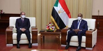 نخستین سفر السیسی به خارطوم و رایزنیهای مهم با مقامات سودانی