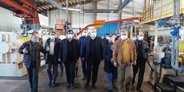 جلوگیری از خروج ارز با تولید ۳۰ درصد لاستیک کشور در آرتاویل تایر