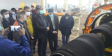 تولیدکنندگان داخلی در خط مقدم جنگ اقتصادی هستند/ اشتغال ۵۰۰ نفر با افتتاح خط تولید جدید در آرتاویل تایر اردبیل