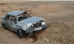 واژگونی مرگبار پراید در محور مرند – تبریز