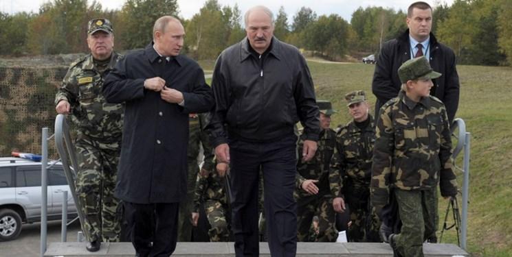 روسیه و بلاروس رزمایش مشترک برگزار میکنند