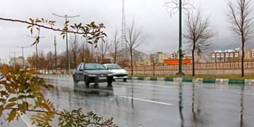 بارش باران در ۵ استان/ نبستن کمربند ایمنی  عامل تشدید صدمات در تصادفات رانندگی