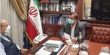 دیدار جباری با وزیر ورزش/ تأکید بر تکمیل پروژههای ورزشی نیمهتمام