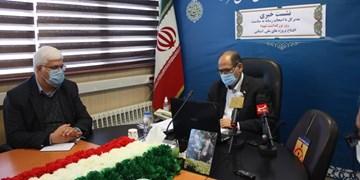 افتتاح پروژه ۲۷۴ واحدی سفیر در اراک