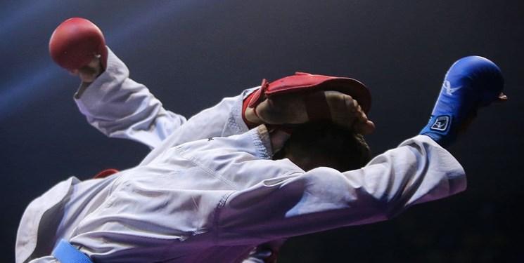راهاندازی حباب و انجام تست در روز مسابقه کسب سهمیه کاراته