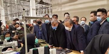 افتتاح ۲ واحد صنعتی در اردبیل با اشتغالزایی برای ۱۲۲۰ نفر