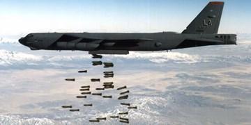 باران بمب و موشکهای آمریکایی بر سر مردم جهان