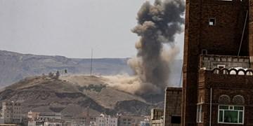 حمله جنگندههای ائتلاف متجاوز سعودی به صنعاء