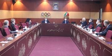 بررسی هزینههای ارزی و ریالی المپیک در نشست هیات اجرایی
