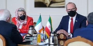 وزیر خارجه ایرلند: سفارت ایرلند به تدریج در تهران بازگشایی خواهد شد