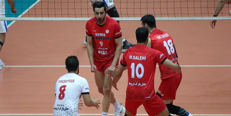 تاریخ برگزاری فینال لیگ برتر والیبال ایران مشخص شد/۲۲اسفند زمان اولین دیدار