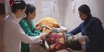انفجار مین باقیمانده از تروریستها در حماه سوریه 18 کشته برجای گذاشت
