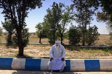 حضور طلاب جهادی برای غسل، کفن و دفن اموات کرونایی، آرامش بخش آلام داغ دیدگان است.