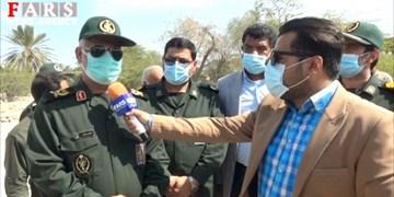 فیلم| اقدام ارزنده «سپاه» در جزیره لاوان/ محرومیتزدایی همچنان ادامه دارد