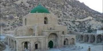 بنای امامزاده شهدا خرمبید شاهکاری تاریخی در استان فارس
