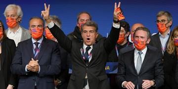 لاپورتا: من افتخار را به باشگاه بازمیگردانم / مسی نشان داد چقدر عاشق بارسلوناست