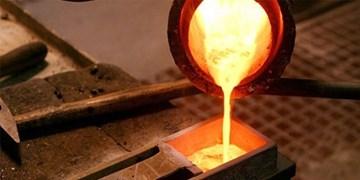 کاهش هدر رفت طلا در فرآیند ذوب/ دانشبنیانها محصولی فناورانه تولید کردند