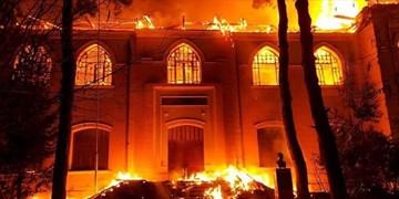 طلسم حسن آباد شکسته شد/بازسازی میدان سوخته بعد از 20 ماه
