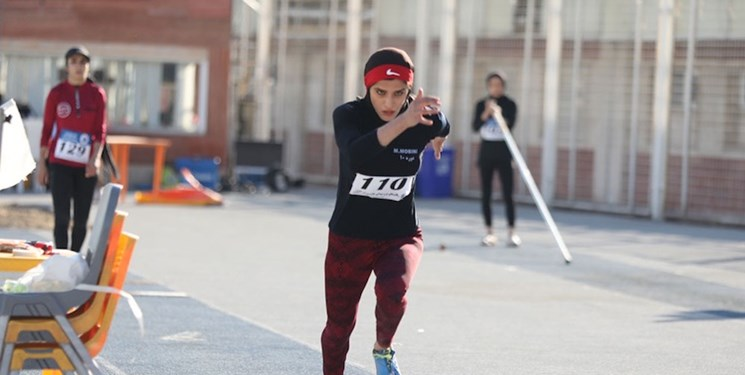ادامه درخشش دختری که به حقش برای حضور در المپیک نرسید