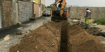 فرسودگی شبکه آبرسانی و عدم اجرای شبکه فاضلاب از معضلات روستای اصیلآباد شهریار