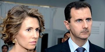 ابتلای بشار اسد و همسرش به کرونا؛ حال هر دو خوب است